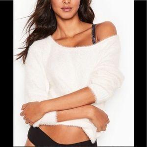 Victorias Secret fuzzy sweater. Medium